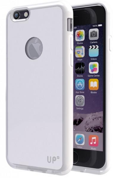UP Mobile, iPhone 6 Hülle mit Empfänger, weiss,