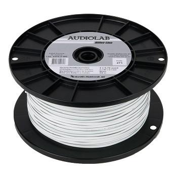AUDIOLAB Hiflex-LS-Kabel, LHL 2275-2, weiss