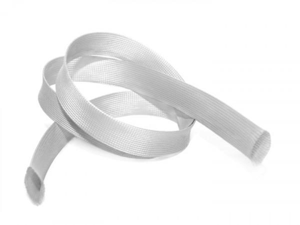 Kabelsocken D=20mm, L=2m, silber/1431