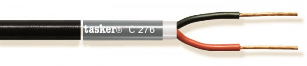 Tasker Audio Cable C276, schwarz,