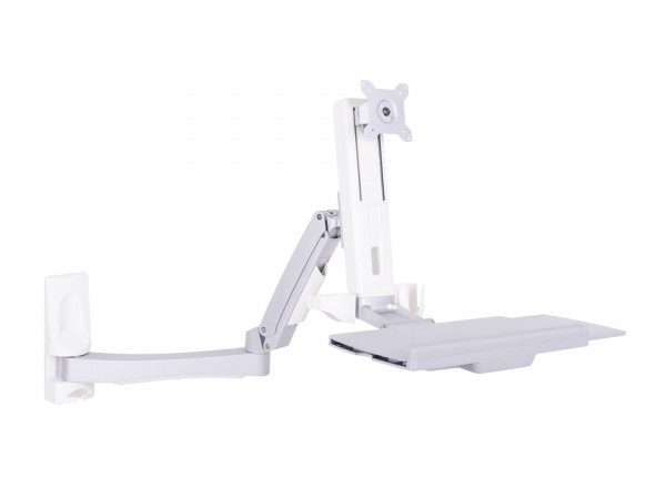 MB Workstation, Metal, weiss / 4368