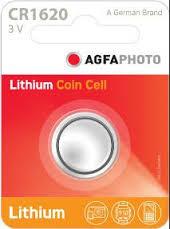 Agfa Photo Lithium CR1620 3V