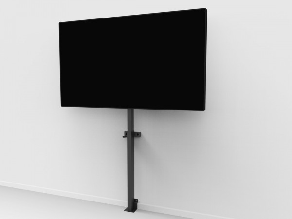 MB motorisierter TV-Ständer, schwarz/8045