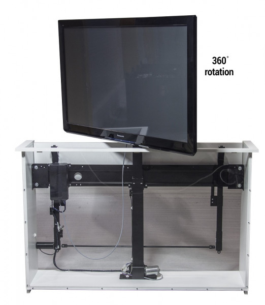 DSS TV Lift Premium-Rota, schwarz, Metall/0148
