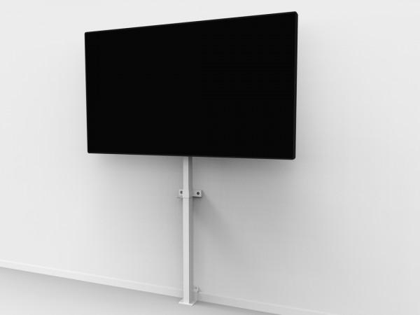 MB motorisierter TV-Ständer, weiss/8052