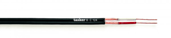 Tasker Audio Cable C124, schwarz,