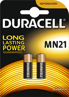 Duracell Alkaline MN21-V23GA