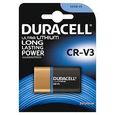 Duracell Lithium Fotobatterie CR-V3/6207, 3V