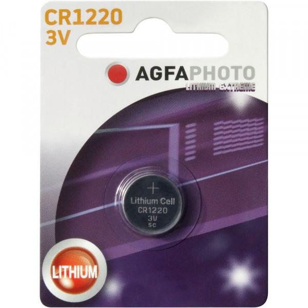 Agfa Photo Lithium CR1220 3V