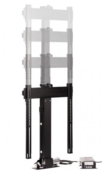 DSS TV Lift Eco1 IR, schwarz, Metall / 0423