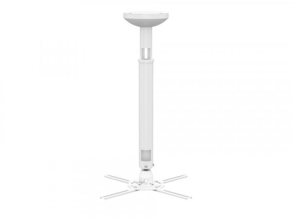MB Beamer Deckenhalter, Metall, weiss / 5228