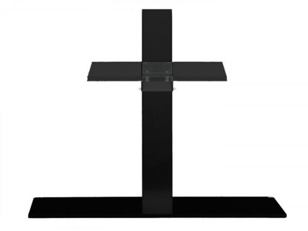MB AV Tablar zu Floorstand/Public,schwarz/2124