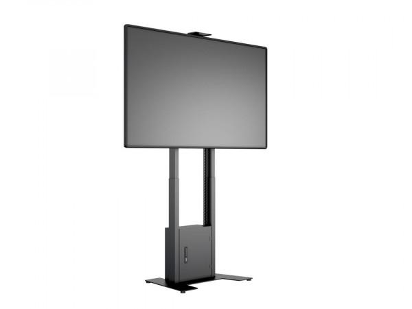 MB motorisierter TV-Ständer, schwarz/8588