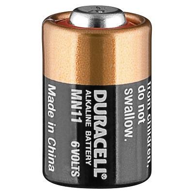 Duracell Alkaline MN11 / E11A, 6 V