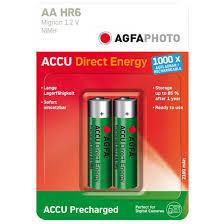 Agfa Photo Accu HR6 2300