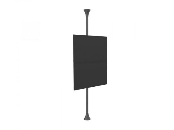 "MB Boden-Deckenhalter 2x, 40""-65"", 3637, VESA"