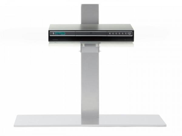 MB AV Tablar zu Floorstand/Public, klar/2056