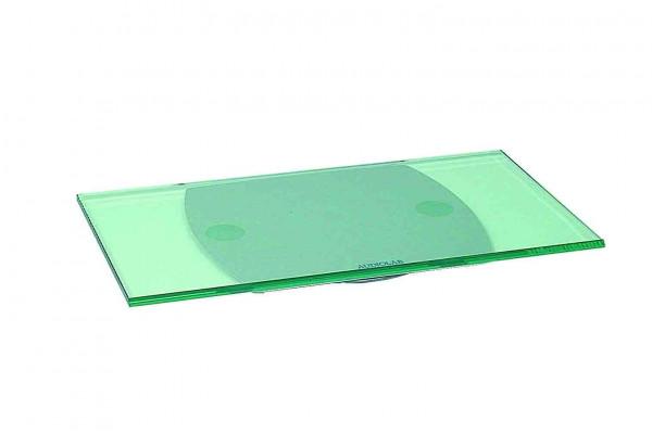 AUDIORAQ Glasdrehplatte GP 3370, Klarglas