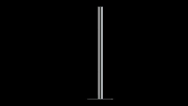 Indoor Monitorbox Stele T1 Minera, Ventilation