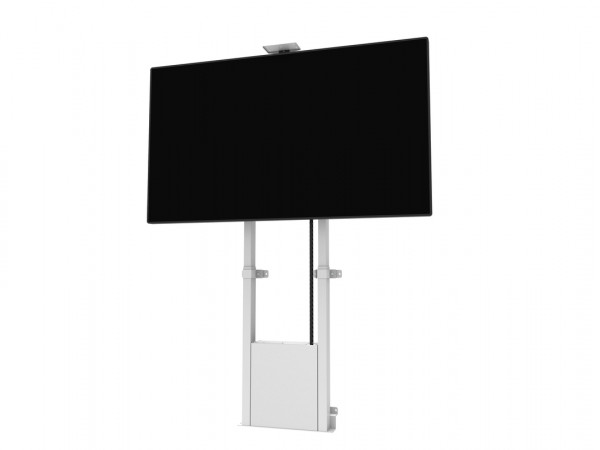 MB motorisierter TV-Ständer, weiss/8076