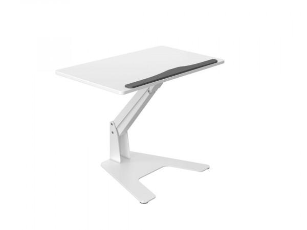 MB Steharbeitsplatz für Laptop/Tablett, weiss/9141