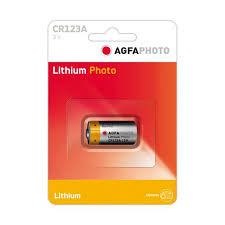Agfa Photo Lithium CR 123 A