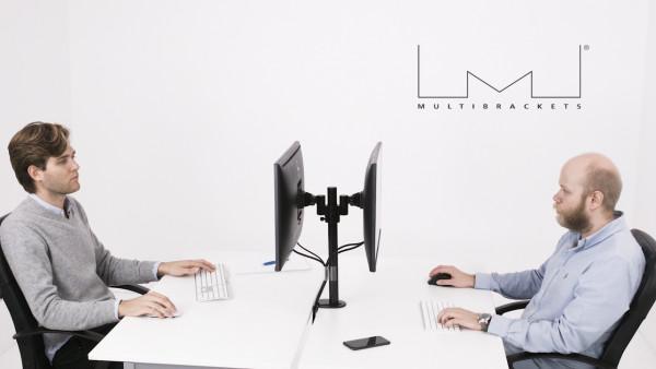 """MB Monitorhalter Office 15""""- 30"""", schwarz/5860"""