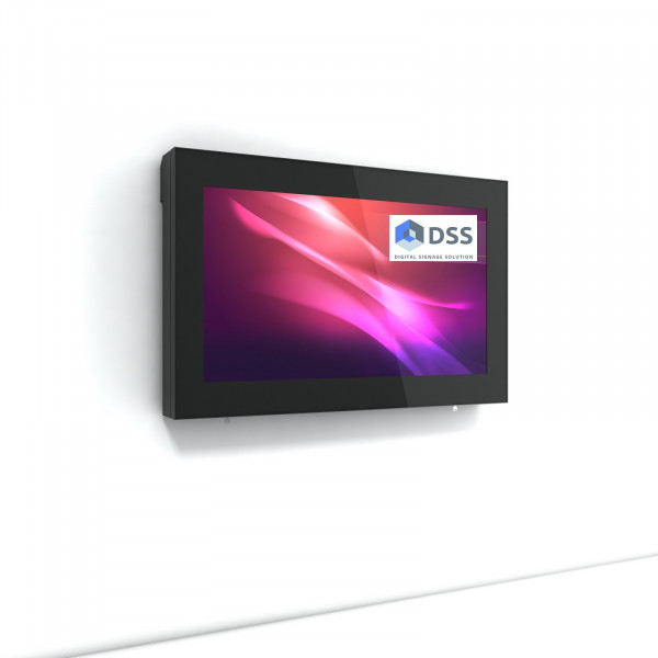 Outdoor Monitorbox Wand M5,Ventilation/Heizung