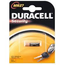 Duracell Alkaline MN27 / V27A, 12V, 20mAh