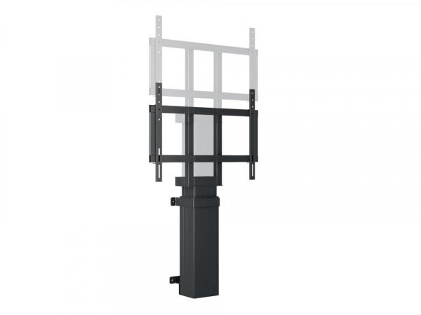 """Mobilift Maxi bis 110"""", Aluminium, Boden-Wand"""