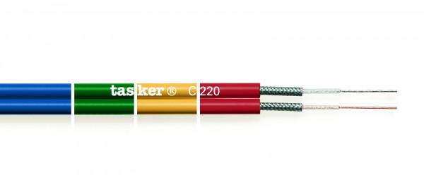 Tasker Audio Cable C220, blau,