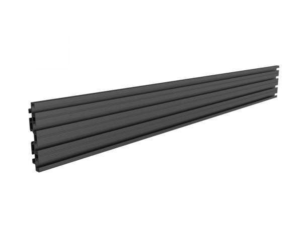 MB Pro Zubehör, 1x Monitor Schiene, Aluminium