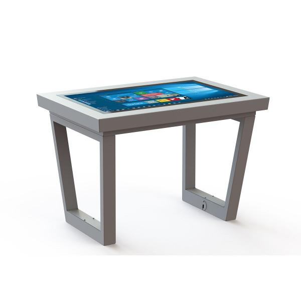 """Indoor Monitor Tisch inkl. PCAP Monitor 32"""""""