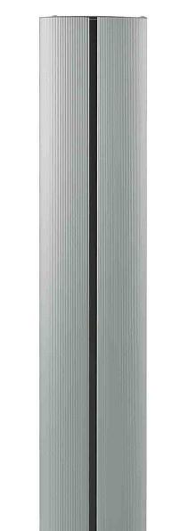 AUDIORAQ Linea Profil, silber (eloxiert)