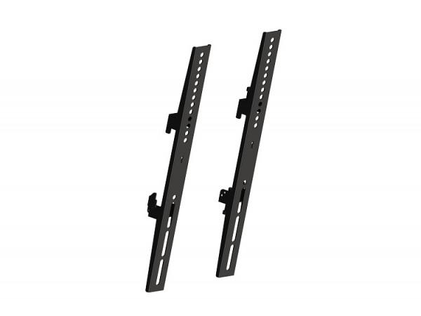 M Pro Zubehör, Fix-Halter 400mm, Metall, schwarz,