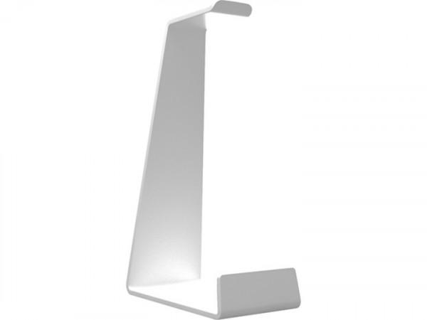 MB Kopfhörerhalter, Aluminium, silber/2050