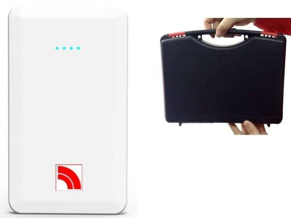 Accu Help Kit, für Auto, Motorrad, Handy, Tablet