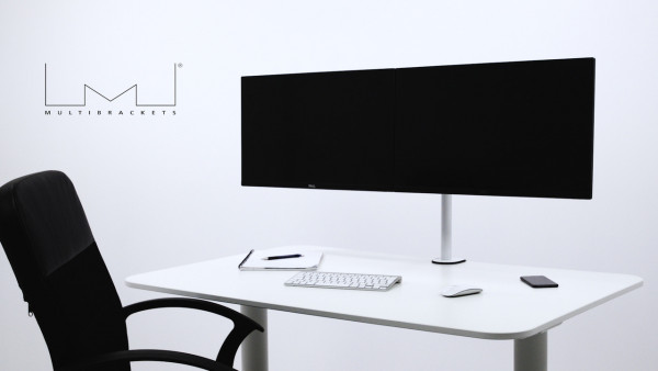 """MB Monitorhalter Office 15""""- 30"""", weiss/5181"""