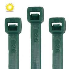 Kabelbinder UV beständig, 385x4.8 mm, schwarz