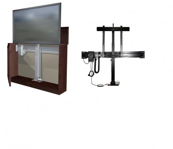 DSS TV Lift Premium 1, IR, schwarz, Metall/0454