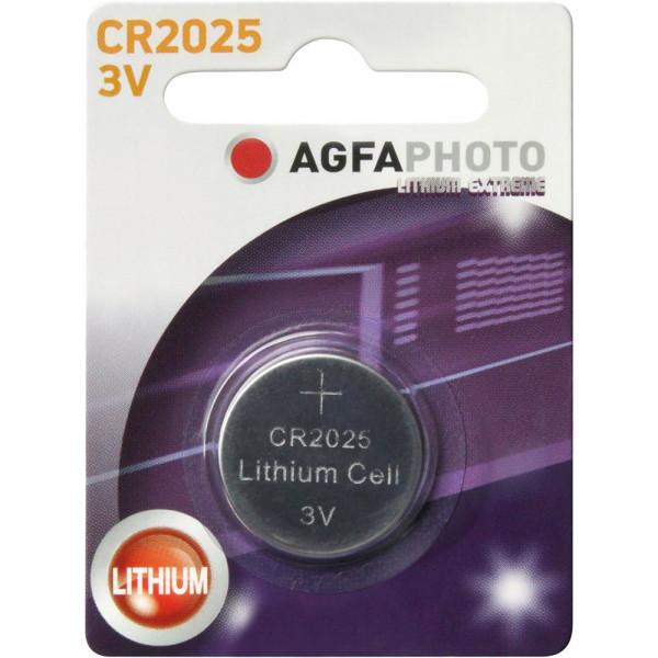 Agfa Photo Lithium CR2025 3V