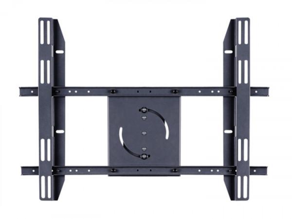 MB Public Monitor Halter, Metall, silber/6993