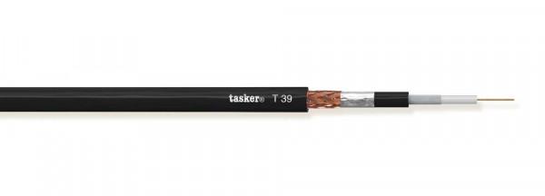 Tasker Koaxial Cable T39, schwarz,