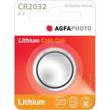 Agfa Photo Lithium CR2032 3V