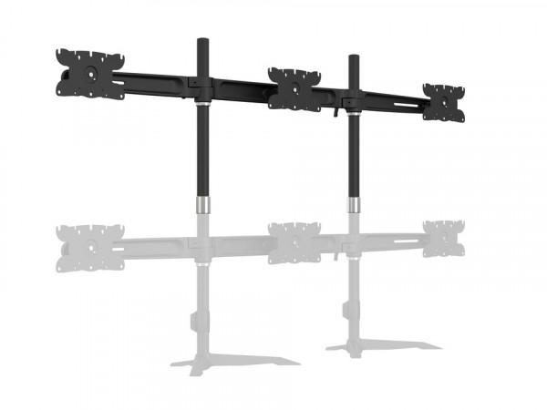 MB Tischständer Triple Erw.Kit, schwarz/1329