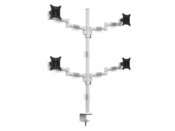 """MB Monitorhalter Office 15""""- 30"""", weiss/5587"""