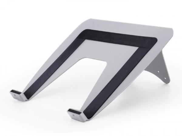 MB Laptophalter für Monitorarme, silber/7532