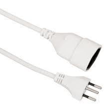 Verlängerung 10m TD Kabel 3x1.5mm2 ws