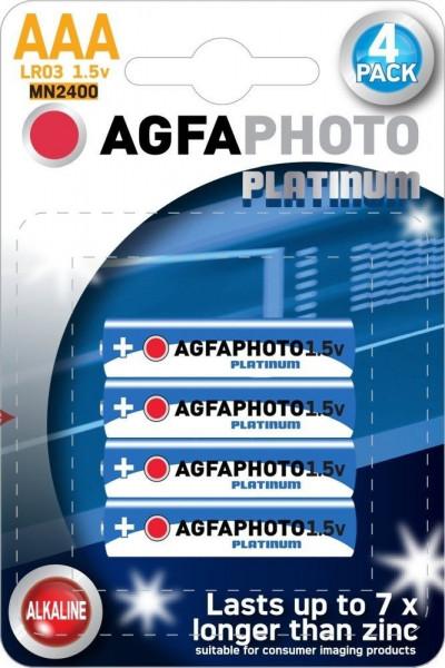 Agfa Photo Alkaline MN2400/AAA/LR03