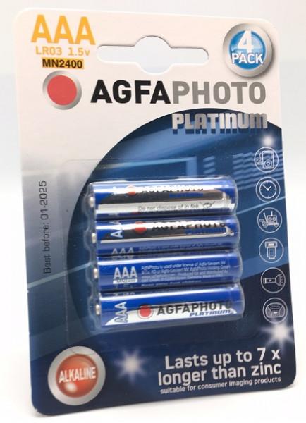 Agfa Photo Alkaline MN1500/AA/LR6